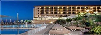 בריכת המלון