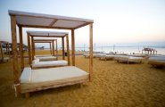חוף הים של המלון